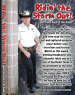 Ridin' the Storm Out! with Jim King of the Road DVD
